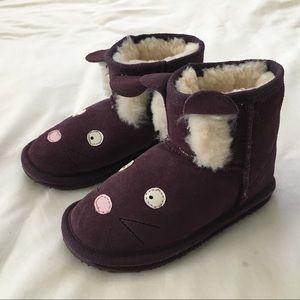 Toddler EMU Australia mini boots